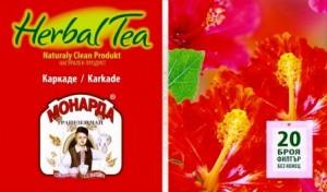 чай Каркаде Монарда